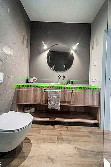 Piano di lavoro del bagno: quale piano di lavoro del bagno scegliere? Revisione dei materiali