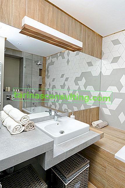 Quale specchio scegliere per un bagno piccolo?