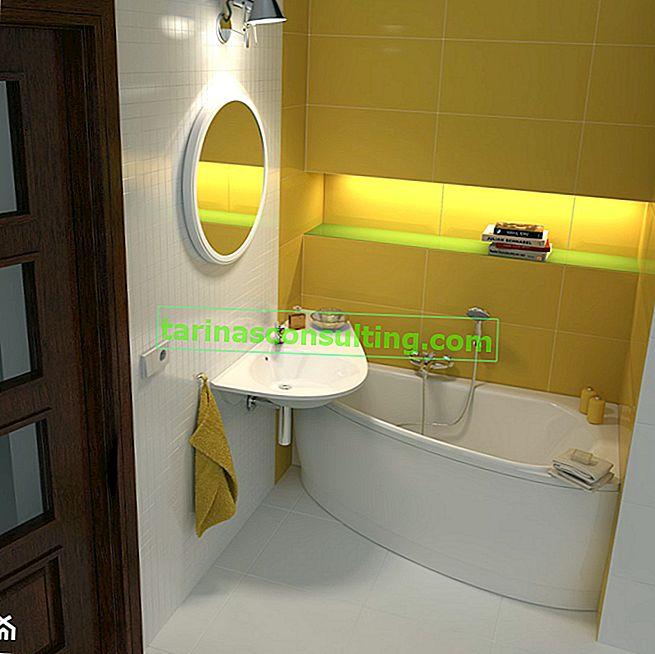 Vasca da bagno o doccia: cosa scegliere per un bagno piccolo?