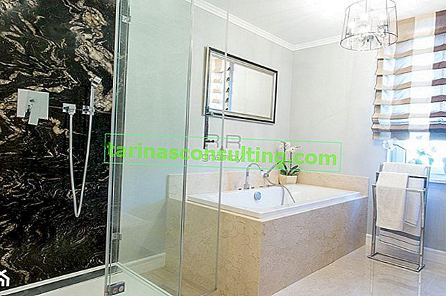 Un bagno in pietra naturale è una buona idea?