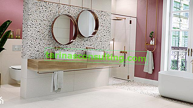 Un nuovo bagno senza rinnovo: controlla come rinfrescare gli interni in 7 modi!