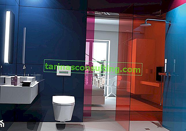 WC con doccia: tecnologia del futuro in bagno