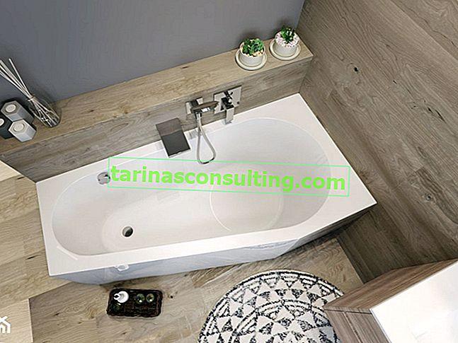 Bagno moderno: quale vasca scegliere? Panoramica del modello
