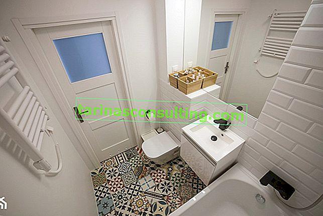 Come organizzare un piccolo bagno?