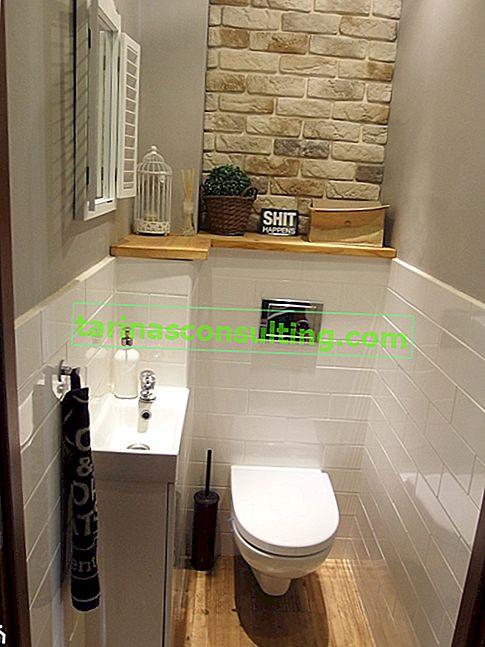 Disposizione di un piccolo bagno. Come organizzare uno spazio funzionale?