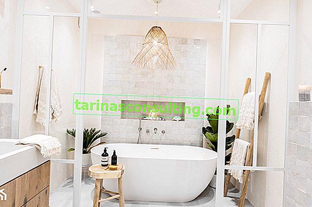 5 idee per la pavimentazione del bagno