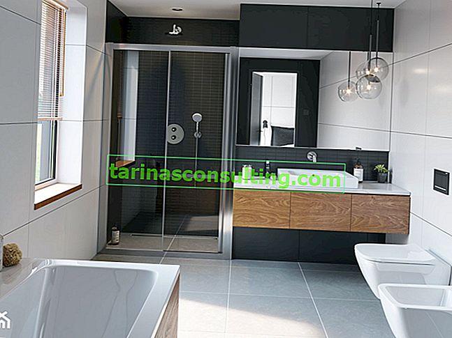 Un box doccia per un bagno moderno, ovvero design minimalista e massima funzionalità