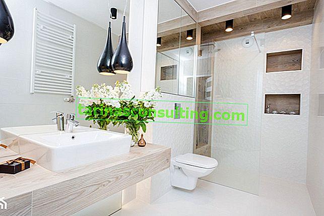 Come organizzare un bagno senza finestra?