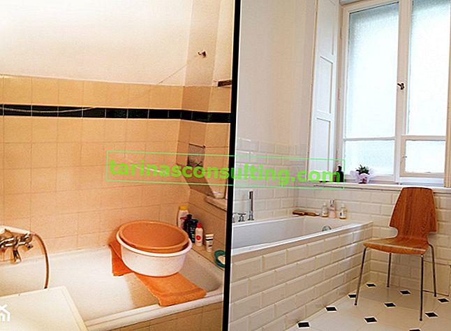 Quanto costa ristrutturare un piccolo bagno in un vecchio edificio?
