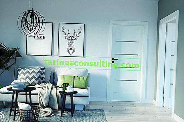 Porte bianche, questa è un'eleganza senza tempo. Come scegliere un modello per lo stile degli interni?