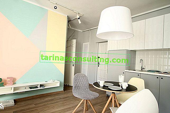 Come cambiare l'interno di un vecchio appartamento in un condominio - vedi metamorfosi di appartamenti fino a 50 m2