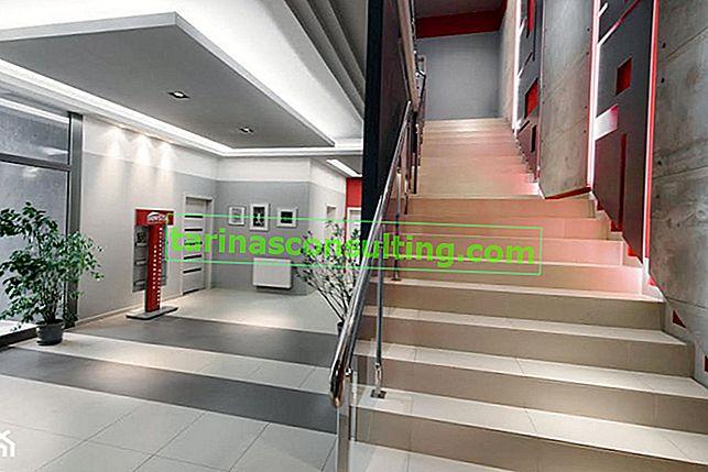 Kako izbrati ploščice za notranje stopnice?