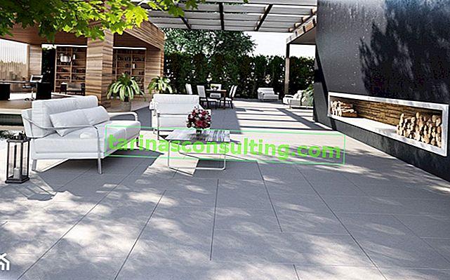 Come posare le piastrelle della terrazza? Guida