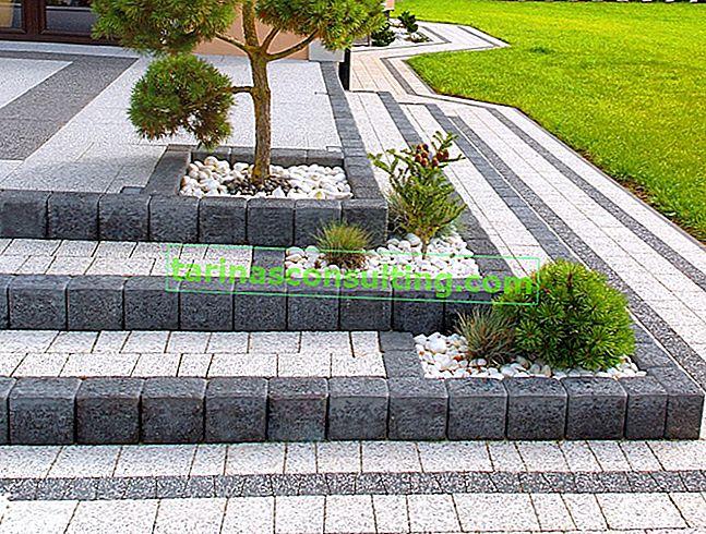 Piccola architettura in giardino. Suggerimenti e ispirazione