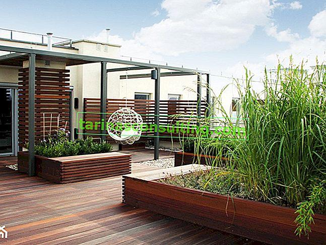 Kaj namesto ploščic za balkon ali teraso?