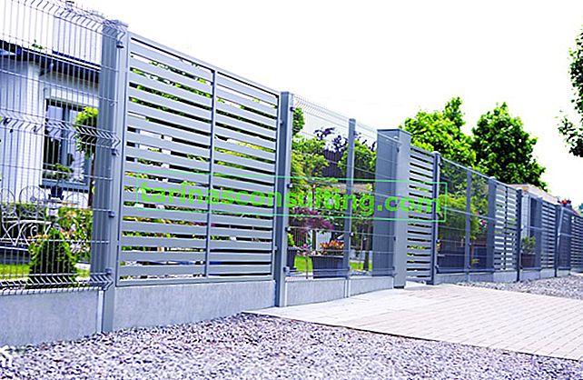 Panelne ograje - katere izbrati in kako jih namestiti?