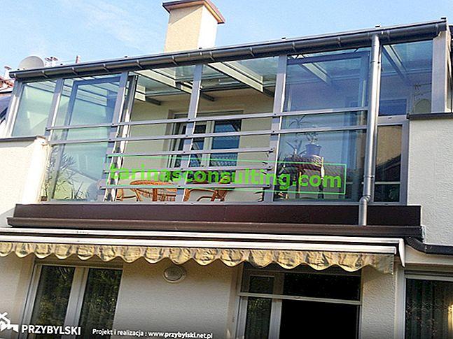 Kako zgraditi balkon? Balkonsko ohišje - vse, kar bi radi vedeli