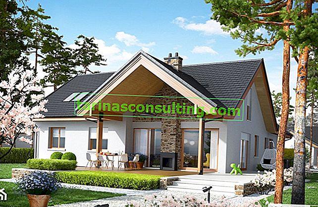 7 hiš do 100 m2, ki jih je mogoče vgraditi v ceno stanovanja