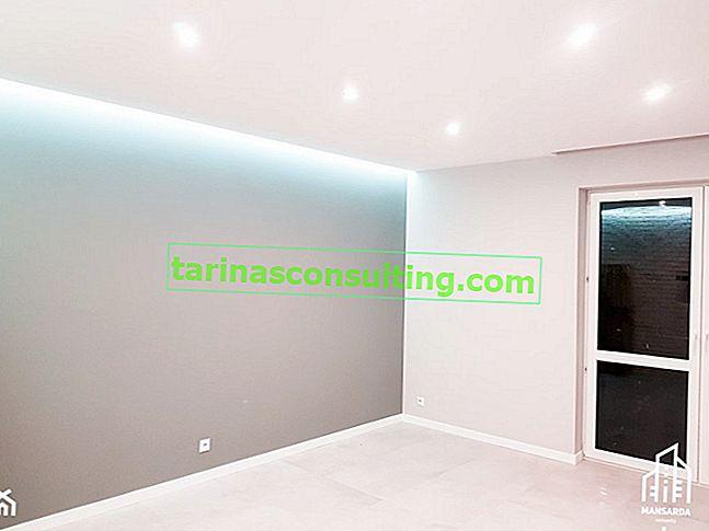 Kako pripraviti stene za barvanje?