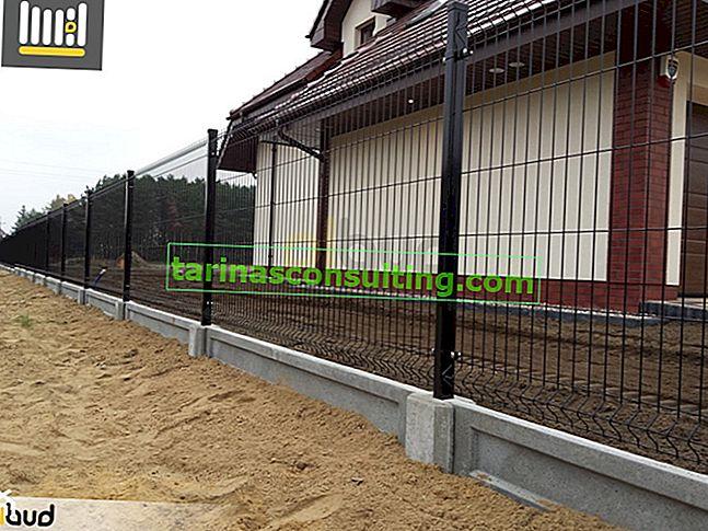 Fondazione per la recinzione: come realizzarla correttamente? Suggerimenti pratici
