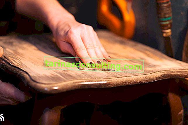 Affinamento in legno: come ottenere l'effetto legno vecchio?
