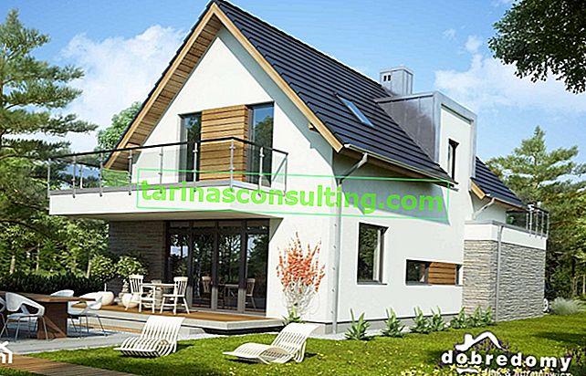 10 case, la cui costruzione costa da 230 a 350 mila. PLN