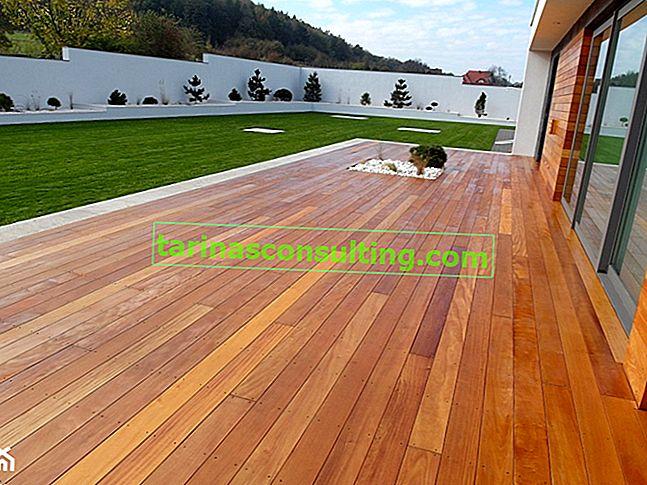 Come realizzare una terrazza in legno? Consiglio pratico