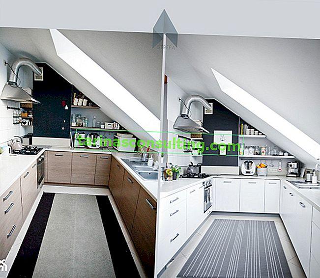 Barvanje pohištva belo po korakih - kako in s čim prebarvati pohištvo?