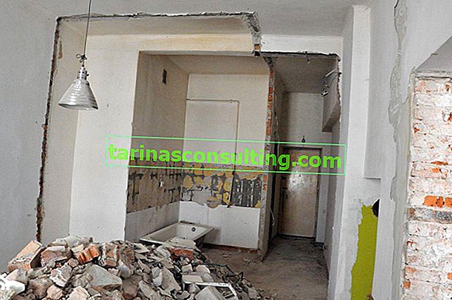 Come demolire una parete portante o divisoria? Demolizione dei muri - informazioni essenziali