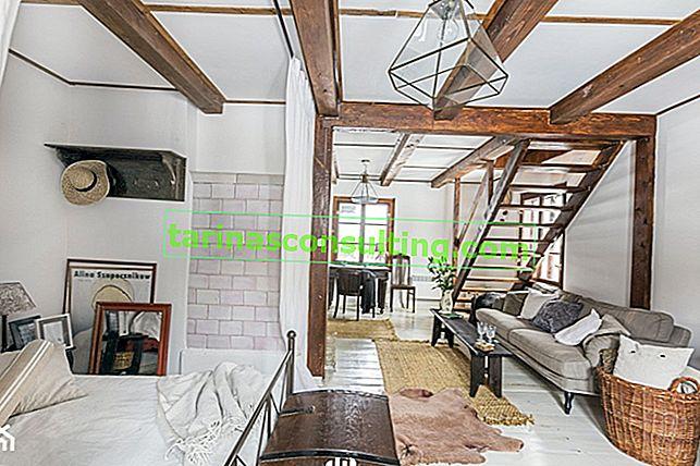 Soffitto in legno o cemento?