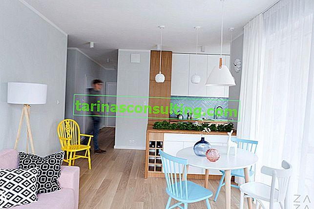 Spostare la cucina in soggiorno - stima dei costi e requisiti architettonici
