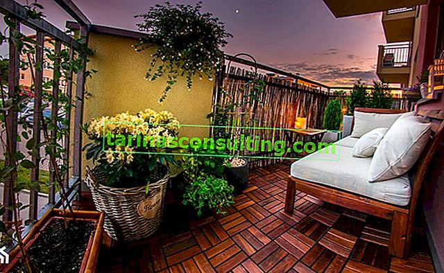 Come e con cosa coprire il balcone? Coperture per balconi