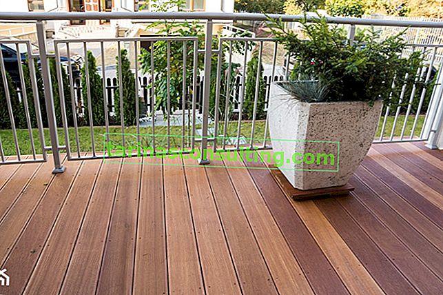 Come attaccare una ringhiera del balcone? Installazione di ringhiere per balconi passo dopo passo