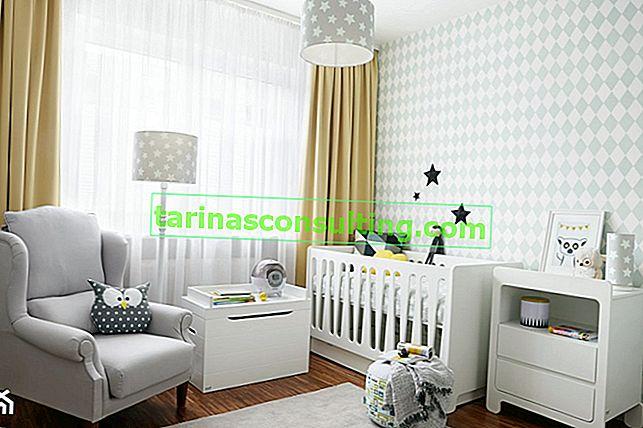 Quanto costa organizzare una stanza per un neonato con un'area 9 m2?