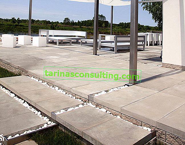 Da cosa ricavare la superficie del terrazzo? Scegli il materiale migliore