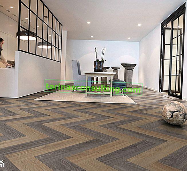 Pavimento in vinile: funzionerà a casa tua? Panoramica dei modelli e dei vantaggi della soluzione