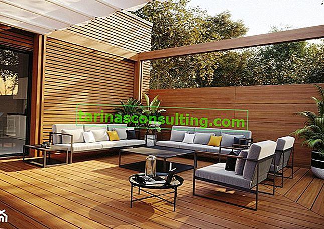 Oliatura della terrazza: istruzioni passo passo per oliare la terrazza