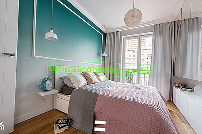 Idee interessanti per dipingere le pareti della stanza