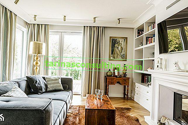 Rideaux, rideaux, tringles à rideaux. Comment choisir les décorations de fenêtres?