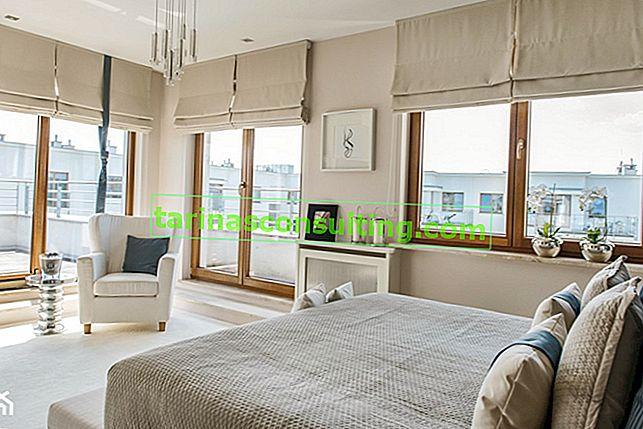 Stores ou volets? Comment choisir la bonne disposition des fenêtres?