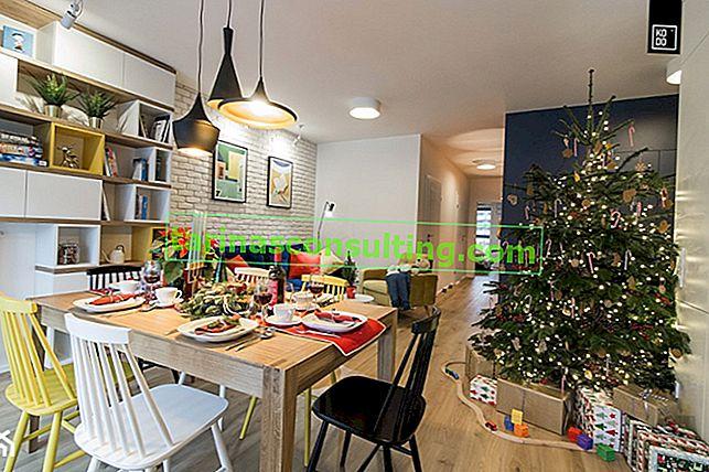 Weihnachtsdekoration - wie dekoriere ich ein Haus für Weihnachten 2019? Siehe 5 Vorschläge!
