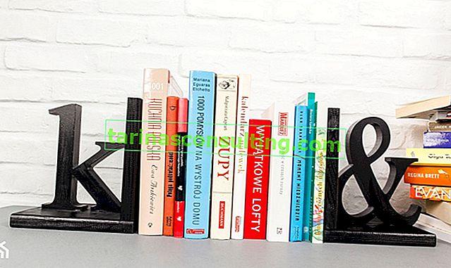 Comment réaliser des serre-livres originaux?