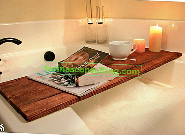 Come realizzare una mensola per vasca da bagno? 11 idee per la finitura degli scaffali