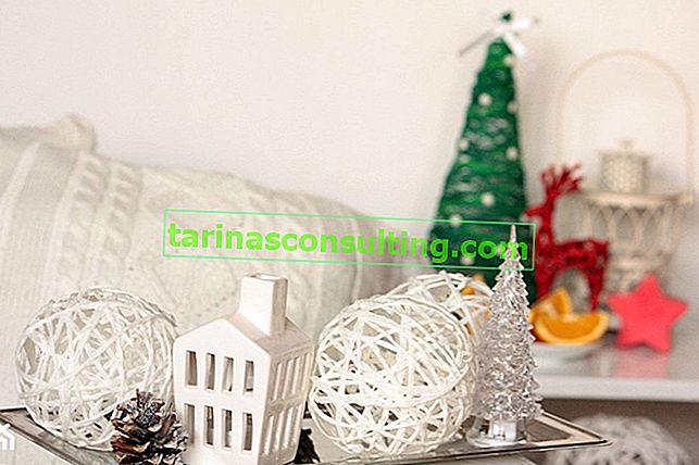 Fai da te: come realizzare un albero di Natale e torcere le palline?