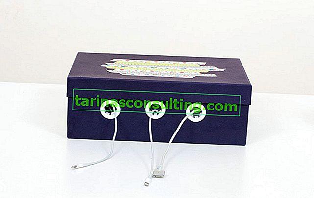DIY: boîte de câble