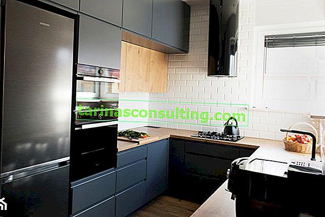 Comment rénover les meubles de cuisine avec du film adhésif?