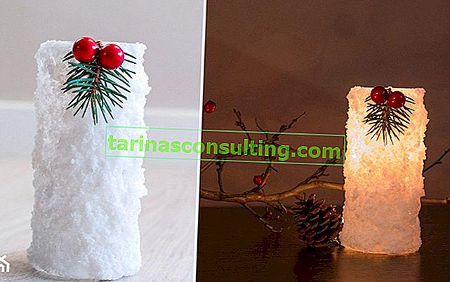 4 idee per lanterne in vaso fai da te