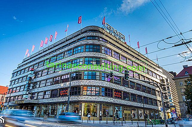 5 intérieurs les plus intéressants de centres commerciaux en Pologne