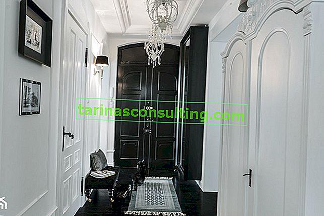Un sedile da ingresso pratico ed elegante - 5 idee