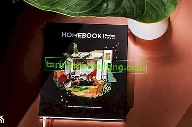 Homebook Design vol. 5 - la seule combinaison aussi inspirante d'intérieurs polonais